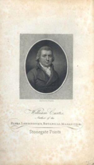 William Curtis General Indexes of the Botanical Magazine 1805