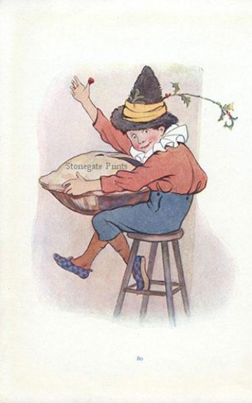 M. Tarrant, Little Jack Horner